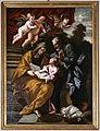 Pieve di san leolino, interno, elisabetta e gioacchino insegnano a leggere a maria bambina, xviii secolo.jpg