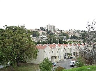 Beit Shemesh - Modern Beit Shemesh