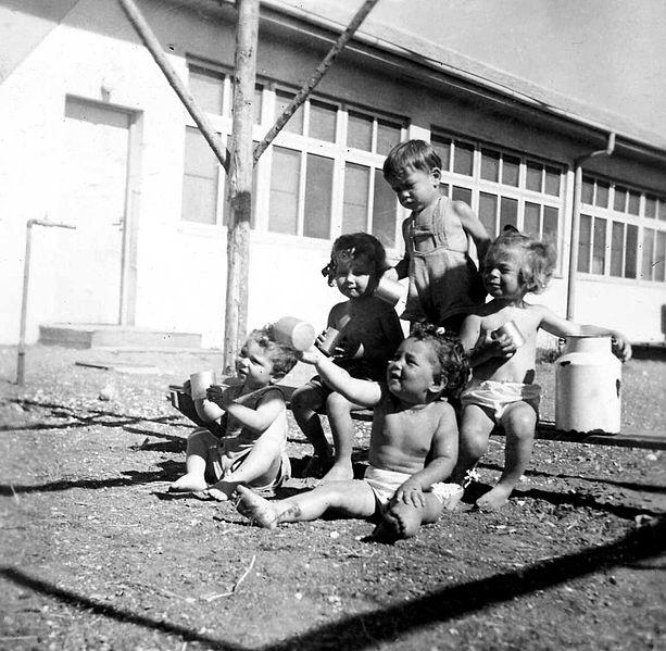קבוצת אלומה בשנות הארבעים
