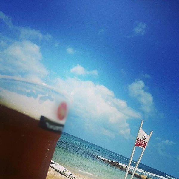 ים, שמש ובירה