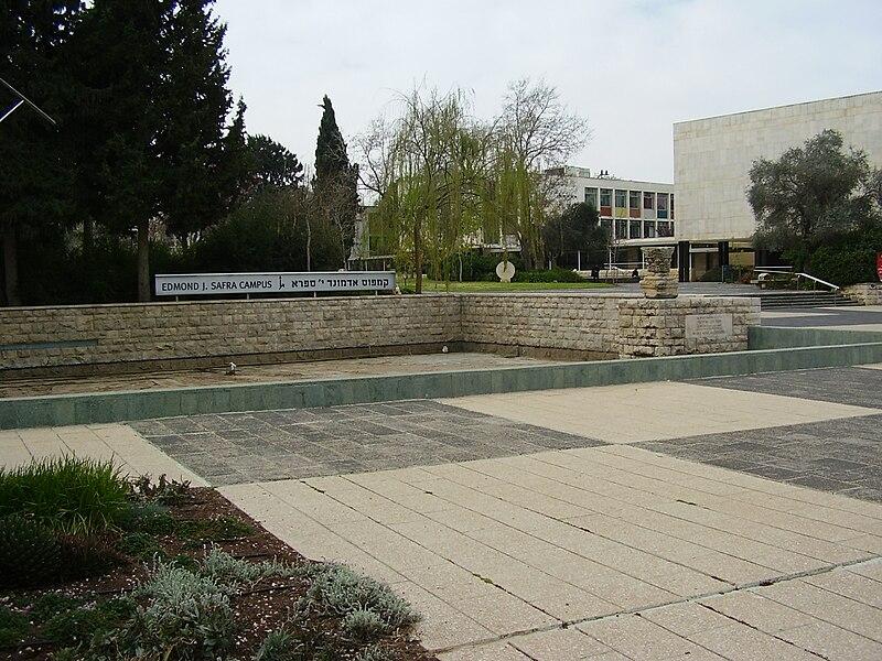 קמפוס גבעת רם (ספרא) בירושלים
