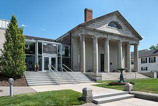 Pilgrim Hall Museum United States historic place
