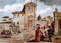 Pinelli - Chiesa del Quo Vadis.jpg