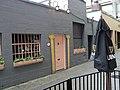 Pink Door restaurant Post Alley Pike Place Market Seattle Washington.JPG