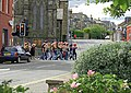 Pink stetsons on the High Street - geograph.org.uk - 445561.jpg