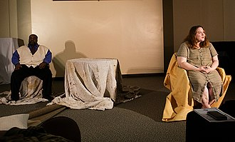 Landscape (play) - 2008 Shimer College production