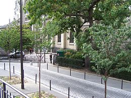 image illustrative de l'article Place de Ménilmontant