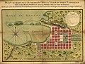 Plan de projet pour l'etablissement de la ville du Port Napoléon dans l'Isle Saint Domingue sur la presqu'isle et Baye de Samana LOC 2001620547.jpg