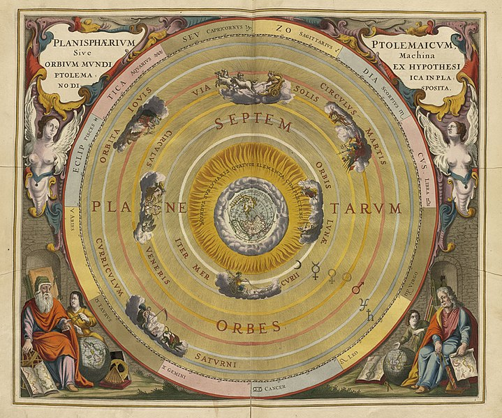 File:Planisphaerium Ptolemaicum siue machina orbium mundi ex hypothesi Ptolemaica in plano disposita (2709983277).jpg