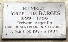 Αποτέλεσμα εικόνας για J. L. Borges