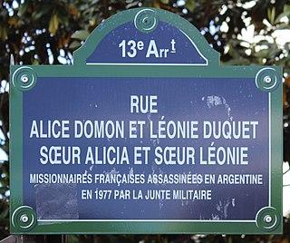 French nun