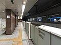 Platform of Fukudai-mae Station 3.jpg