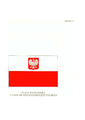 Poland flag with CoA-attachment to act 9-02-1990 poz60.png