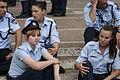 Policewomen, Rabin Square, Tel Aviv (483821337).jpg