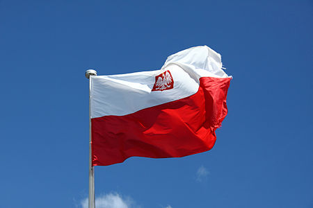 Polish state ensign