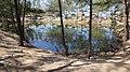 Pond, Anawangin Cove - panoramio.jpg