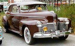 Pontiac Custom Torpedo Eight Serie JC (1941)
