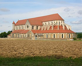 Image illustrative de l'article Abbaye de Pontigny