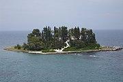 Pontikonisi Island 05-06-06