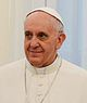 Photograph of Pope Francis