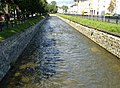 Poprad, řeka Poprad.JPG