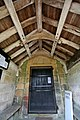 Porch Interior, St Mary's Church - geograph.org.uk - 1431811.jpg
