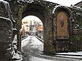 Porta di San Martino con scalinata dei Cappuccini.jpg