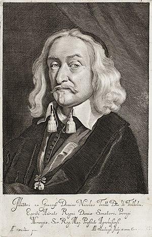 Niels Trolle - Portrait of Niels Trolle