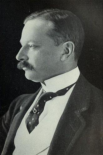 George von Lengerke Meyer - Image: Portrait of George von Lengerke Meyer