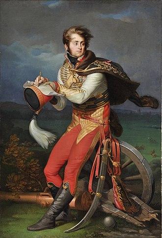 Louis-François Lejeune - Image: Portraitdelouisfranç oisbaronlejeune