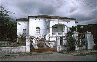 Liquiçá - Image: Portugiesische Villa in Liquica
