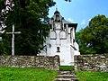 Posada Rybotycka cerkiew greckokatolicka pw. św. Onufrego, ob. muzeum 02 JoannaPyka.JPG