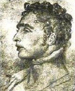 Ratcliff Highway murders - Postmortem sketch of John Williams, supposed murderer