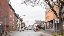 Poststraße in Köln