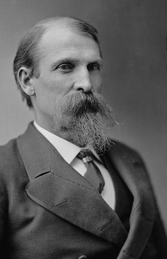 Brooks–Baxter War - Image: Powell Clayton