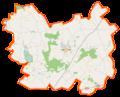 Powiat wąbrzeski location map.png