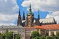 Prague 07-2016 view from Lesser Town Tower of Charles Bridge img5.jpg