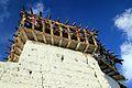 Prayer flags at the Tsemo (Victory) Fort - Leh (10000973904).jpg