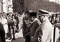 Predsednik Tito in Sukarno na izhodu Postojnske jame 1960 (2).jpg