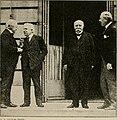 Premier Lloyd George, Premier Orlando, Premier Clemenceau and President Wilson in Paris.jpg