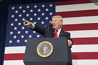 Presidency of Donald Trump - President Trump in Springfield, Missouri, August 31, 2017
