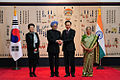 President Lee Myung-bak holds a summit with Prime Minister Manmohan Singh (3).jpg