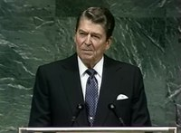 File:President Reagan's Address to the United Nations in New York City, New York, September 21, 1987.webm