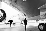 President Trump Arrives at Joint Base Andrews (40576929513).jpg