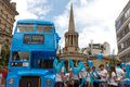 Pride in London 2016 - The Barclays bus and parade participants at Portland Place.png