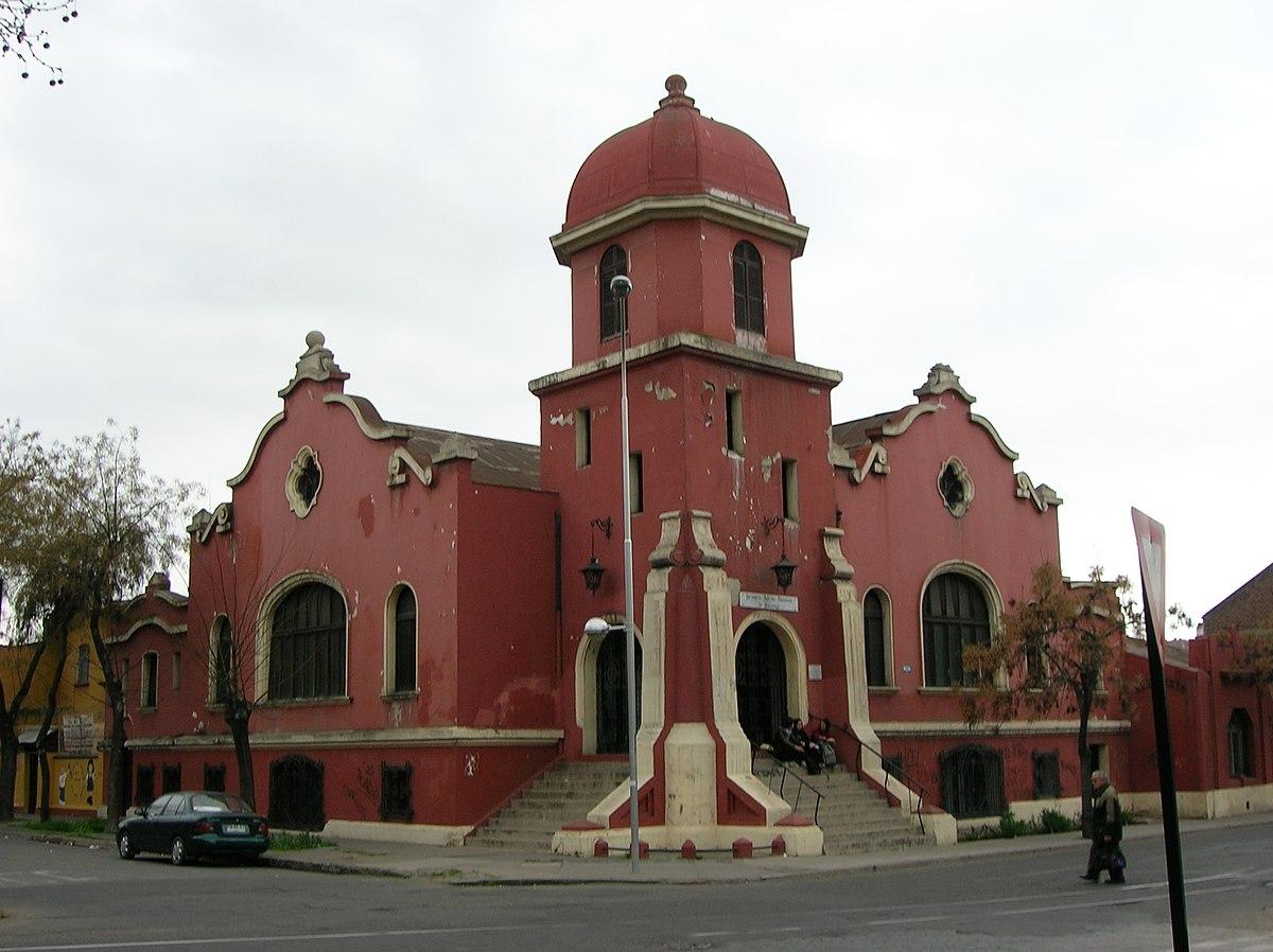 Iglesia metodista de Chile - Wikipedia, la enciclopedia libre