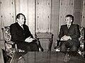 Primirea la președintele Nicolae Ceaușescu a lui Vasil Bilak, secretar al C.C. al P.C. din Cehoslovacia, care a făcut o vizită în România.jpg