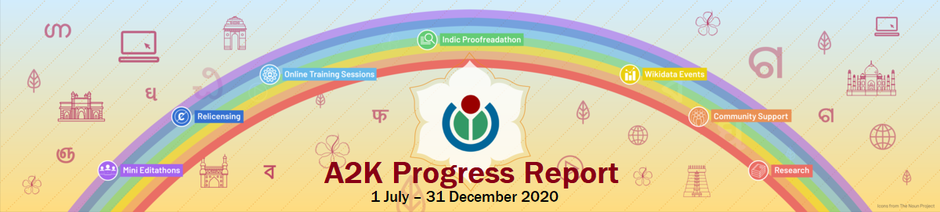 Access to Knowledge Progress Report