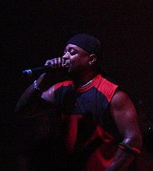 Chuck D, Zagabria, 2006