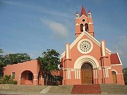 Puerto Colombia - Iglesia del Carmen.jpg